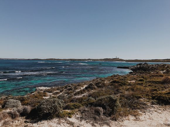 羅特尼斯島就是怎麼拍都很美