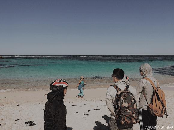 羅特尼斯島海景