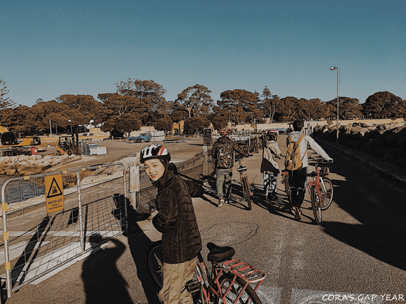 羅特尼斯島 騎自行車環島