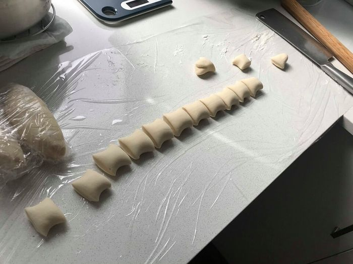 自製手工水餃、自擀餃皮超EAZY!
