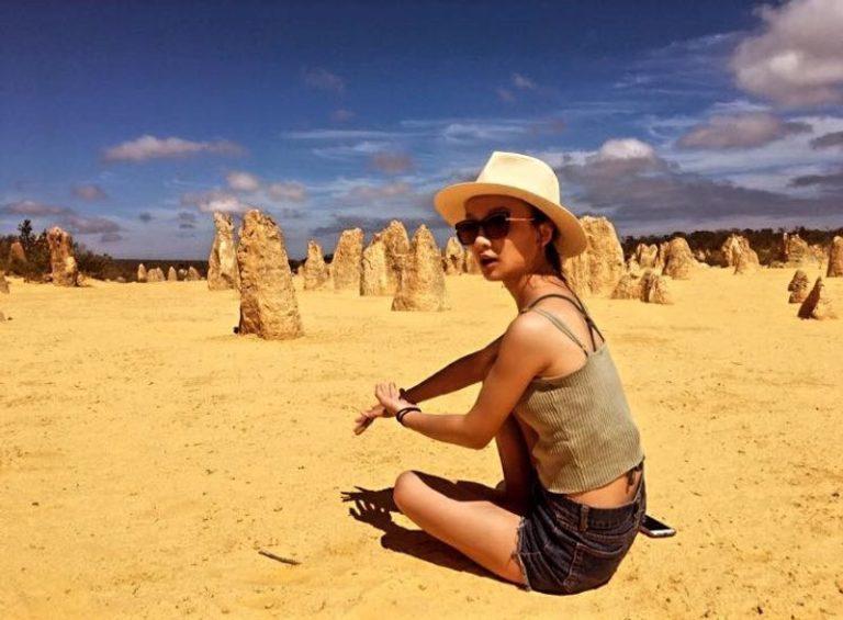 西澳熱門景點▏The Pinnacles尖峰石陣