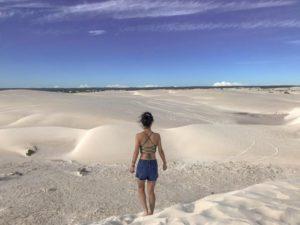 西澳熱門景點▏Lancelin白色沙丘超級美!超刺激滑沙體驗